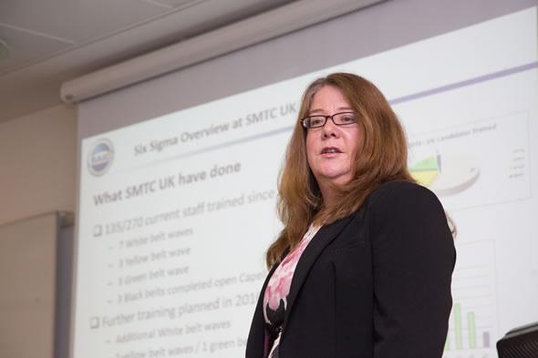 Kate Smith Presenting