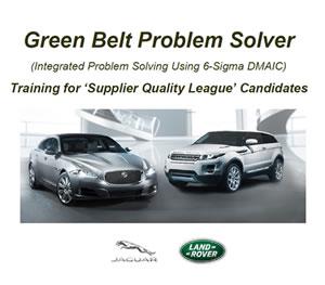 green belt problem solver