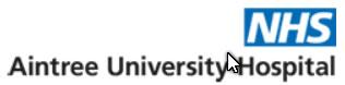 Education Aintree University Hospital NHS Foundation Trust